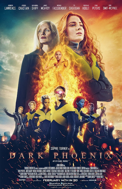 Download X-men: Dark Phoenix in Hindi