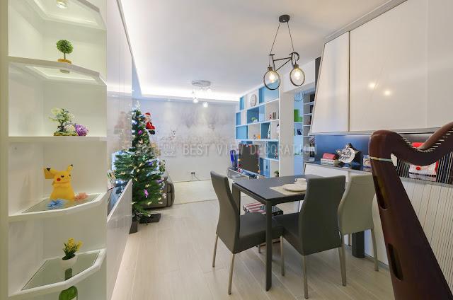 浪澄灣客廳室內設計,The Long Beach living room interior design