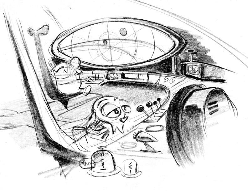 JIM SMITH CARTOONS: Concept Art