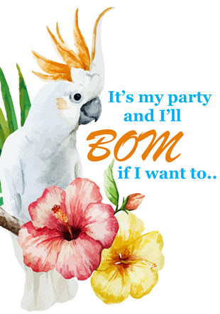 CLICK TO JOIN! BOM 2018 - Celebrating 10 Years With 3 x BOMs!