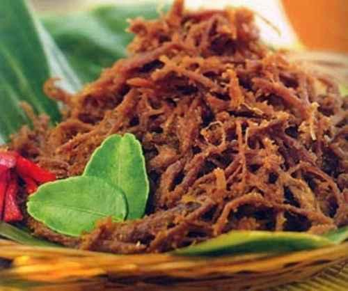 Resep Dan Cara Membuat Daging Suwir Pedas Manis Dapur Lagi