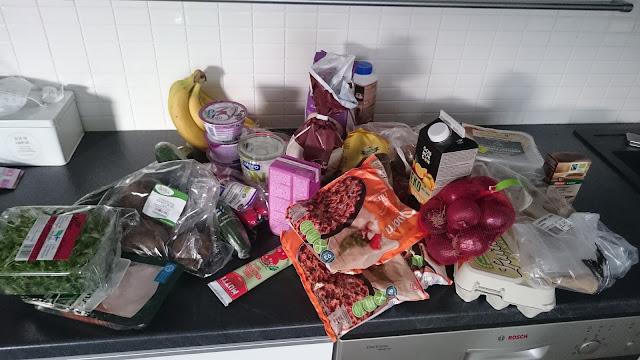 Suurennuslasin alla: ruokaostokset