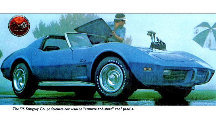 Tệ nhất 1975 Corvette Stingray