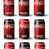 Artista estrelam latinhas e competição da Coca-Cola!