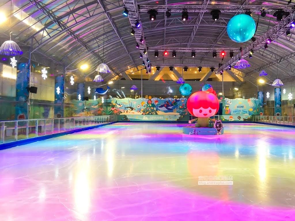 中國信託溜冰場,中國信託免費滑冰,南港免費溜冰,南港滑冰場地,免費親子活動