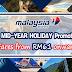 马航促销机票从马币61起(有墨尔本, 悉尼等等)