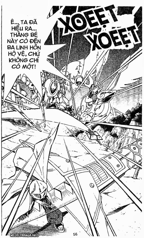 Shaman King [Vua pháp thuật] chap 212 trang 6