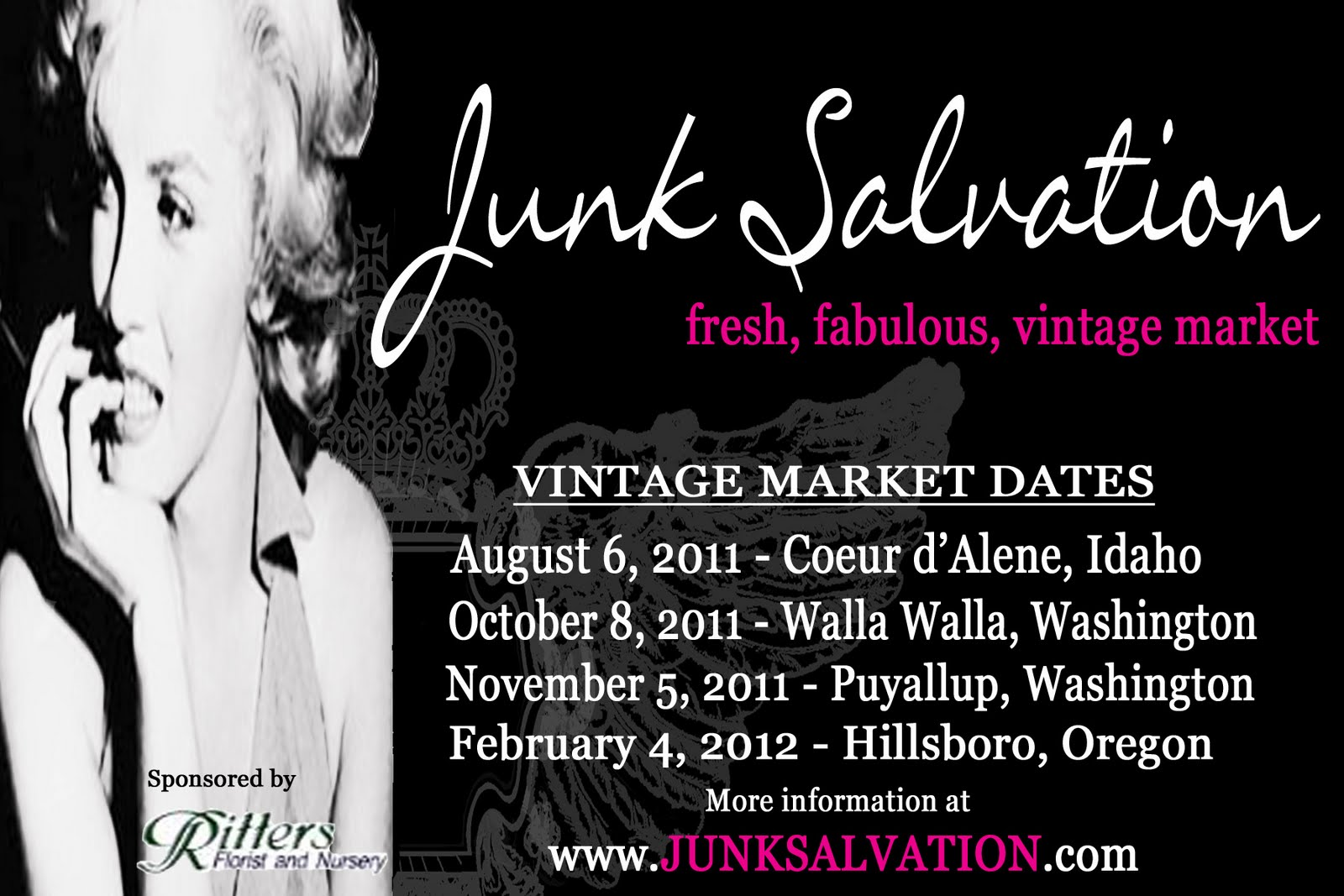 Quot Junk Salvation Quot By Funky Junk Sisters May 2011
