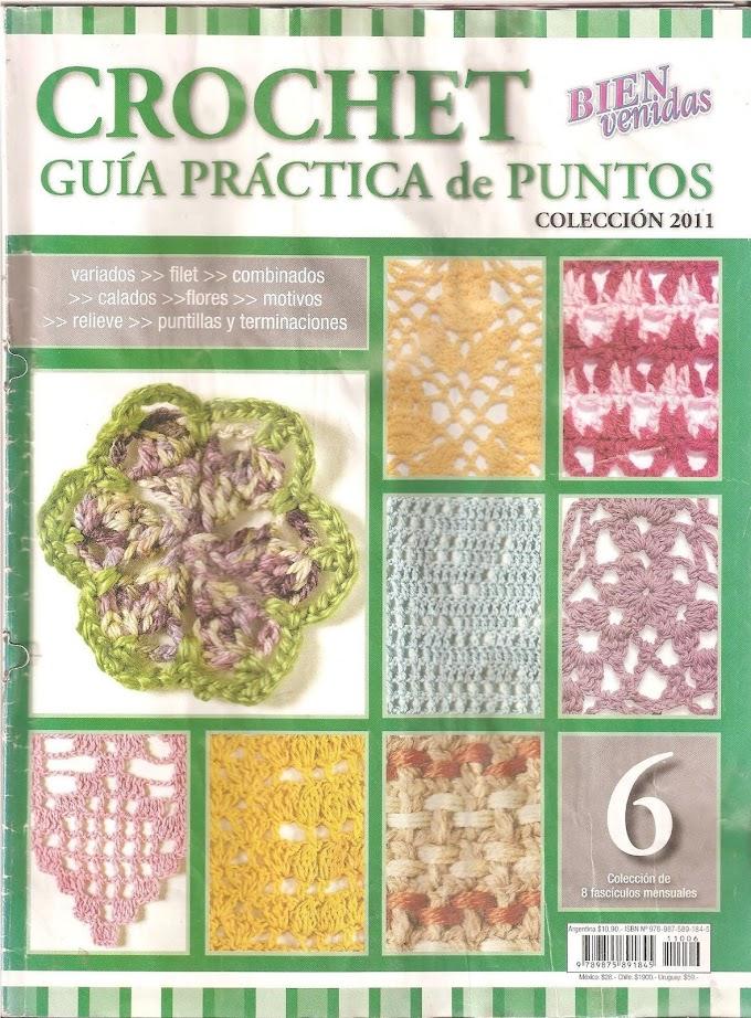 Crochê Guia Pratico De Pontos-Revista em PDF