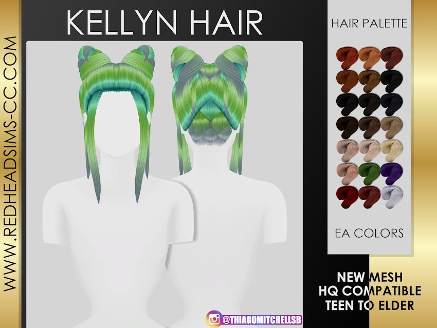 KELLYN HAIR