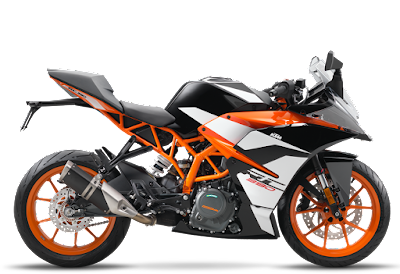 Top 10 bikes in India, KTM RC 390