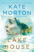 Book cover for The Lake House by Kate Morton