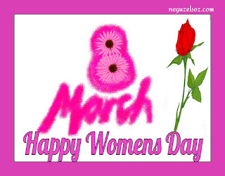 İngilizce Dünya kadınlar günü mesajları