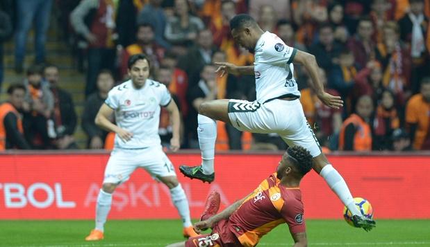 Turquie: Konyaspor et Samuel Eto'o concèdent une nouvelle défaite face à Galatasaray