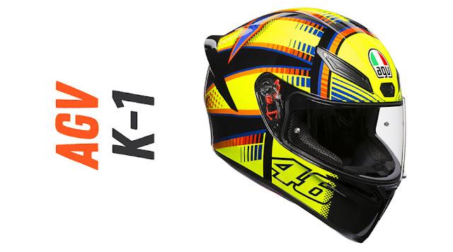 Spesifikasi dan Harga Helm AGV K1 Terbaru