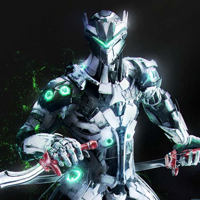 Overwatch - Genji 2.0 Wallpaper Engine