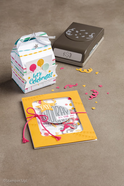 Sprinkles Punch Shaker Card - Narelle Fasulo - Simply Stamping with Narelle - available here - http://www3.stampinup.com/ECWeb/default.aspx?dbwsdemoid=4008228