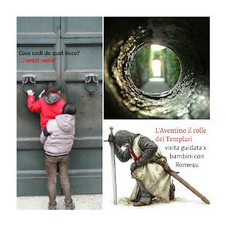 Il segreto dei Cavalieri di Malta, la ricerca del Santo Graal e le meraviglie del Colle Aventino - Visita guidata in maschera per bambini e ragazzi, Roma