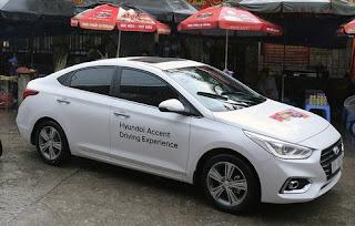 Giá rẻ và tiết kiệm nhiên liệu của Hyundai Accent 2018