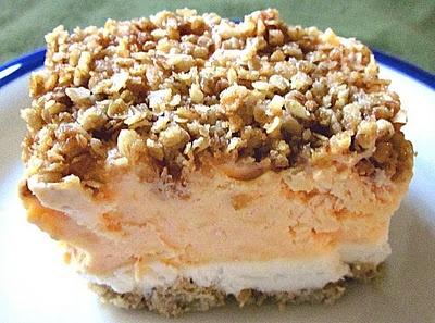 Frozen Peaches Amp Cream Crisp Cook N Is Fun Food