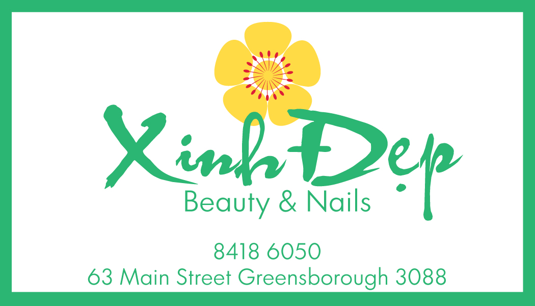 Xinh dep beauty salon collateral 2015 vk business card designs this was chosen for the front design reheart Choice Image