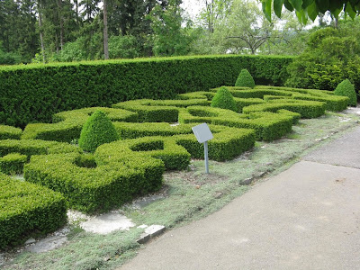 The Laking Knot Garden at the Royal Botanical Garden by garden muses--not another Toronto gardening blog