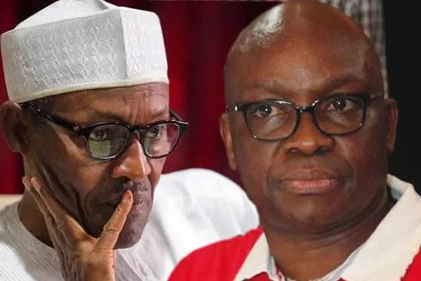 Nigerian youths not lazy, they must vote against Buhari in 2109 – Fayose