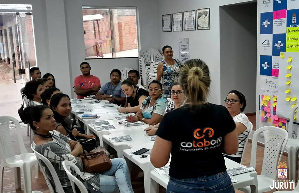 Prefeitura e Sebrae realizam curso de boas práticas para microempreendedores de Juruti