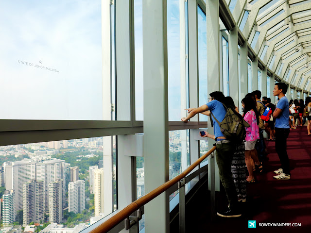 bowdywanders.com Singapore Travel Blog Philippines Photo :: Singapore :: Quick Singapore Pick: ION Orchard - Ion Sky Observation Deck