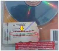 CD/DVD case - windows seven