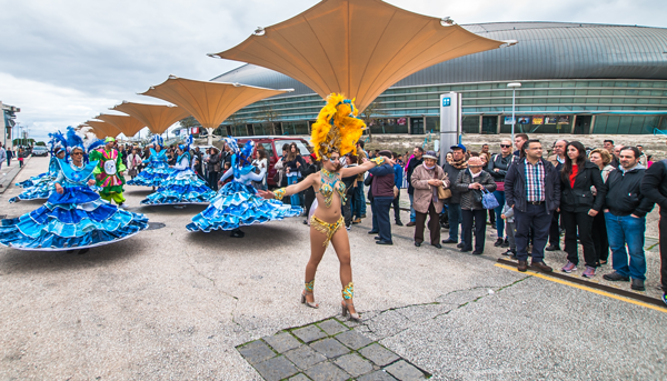 Carnaval em Lisboa