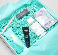 September 2016 LookFantastic Beauty Box.