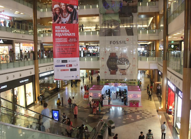 International Women's Day celebrated in Orion Mall