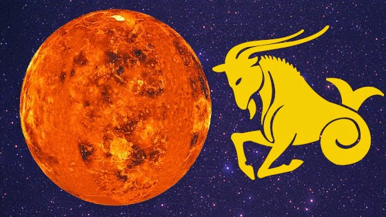 Know the impact of Venus transit in Capricorn on December 30, 2014.
