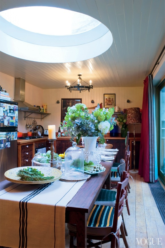 A Diary of Lovely: Florence at home