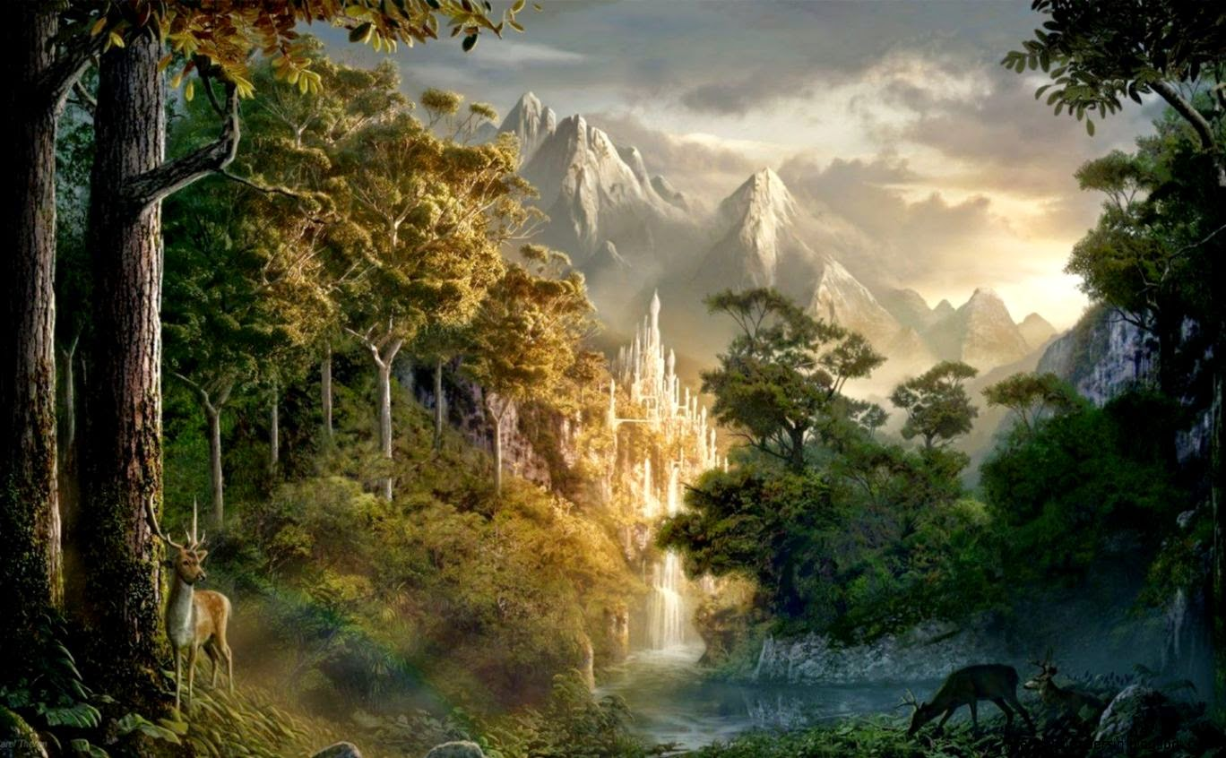 fantasy scenery wallpaper | free hd wallpapers