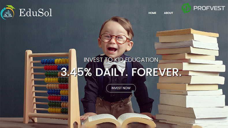 Education Solution обзор и отзывы вклад 450$