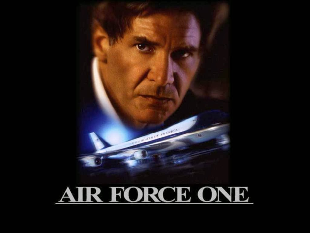 Air Force One 1997 Harrison Ford Film Junky Movies