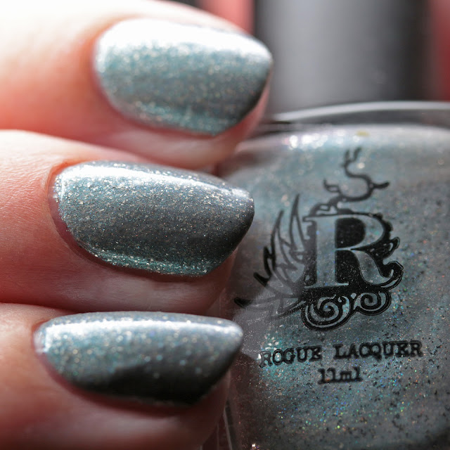 Rogue Lacquer Blowing Off Steam