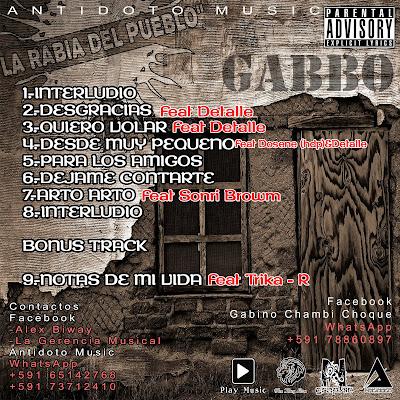 Gabbo - La Rabia Del Pueblo