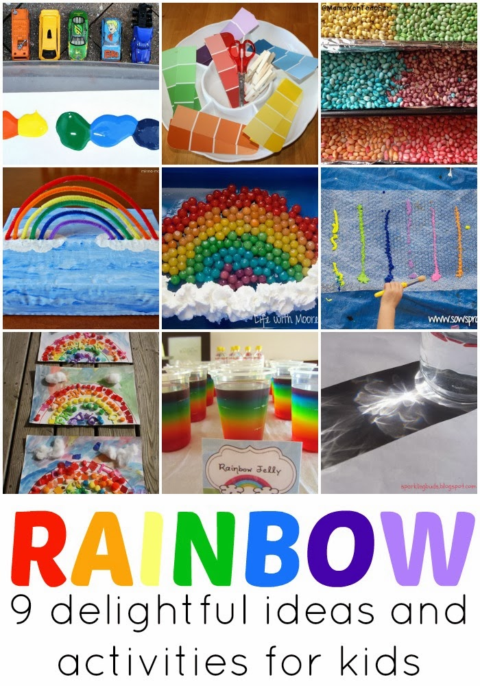 activities for kids at home learn with play at home 9 rainbow themed activities and 31242