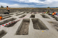 460 Avarian graves discovered in Slovakia