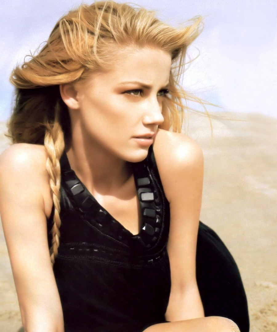 Amber Heard: ChatBoutBeautiful: Amber Heard In Maxim And Her Other
