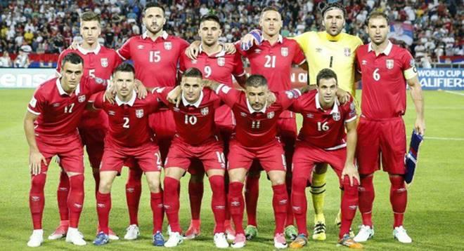 Piala Dunia 2018 Skuat Timnas Serbia