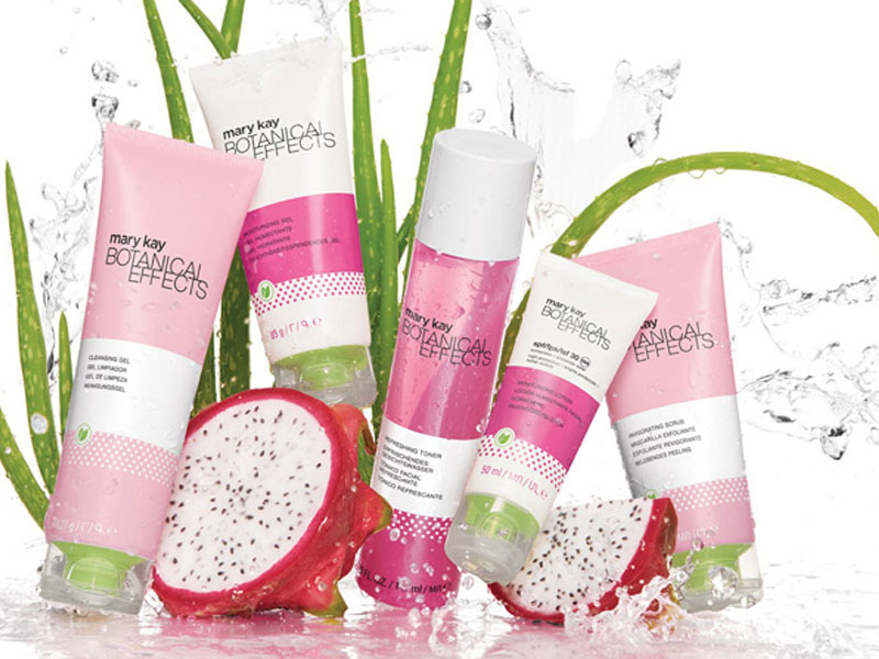 Mary Kay, cleansing gel, alovera, buah naga, botanical,