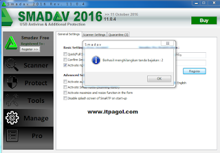 Lunch Latest SmadAV 11.0.4.