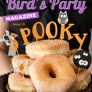 Bird's Party Magazine | Fall Edition 2017 😍