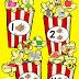 Syllables Popcorn Sorting Activity