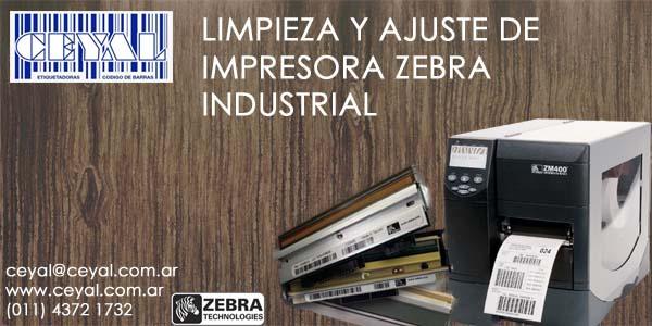 servicio tecnico kit Zebra