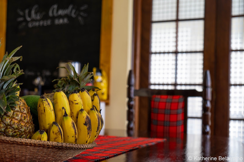 Amali Team House Dining Room Volunteering in Kenya with Freedom Global